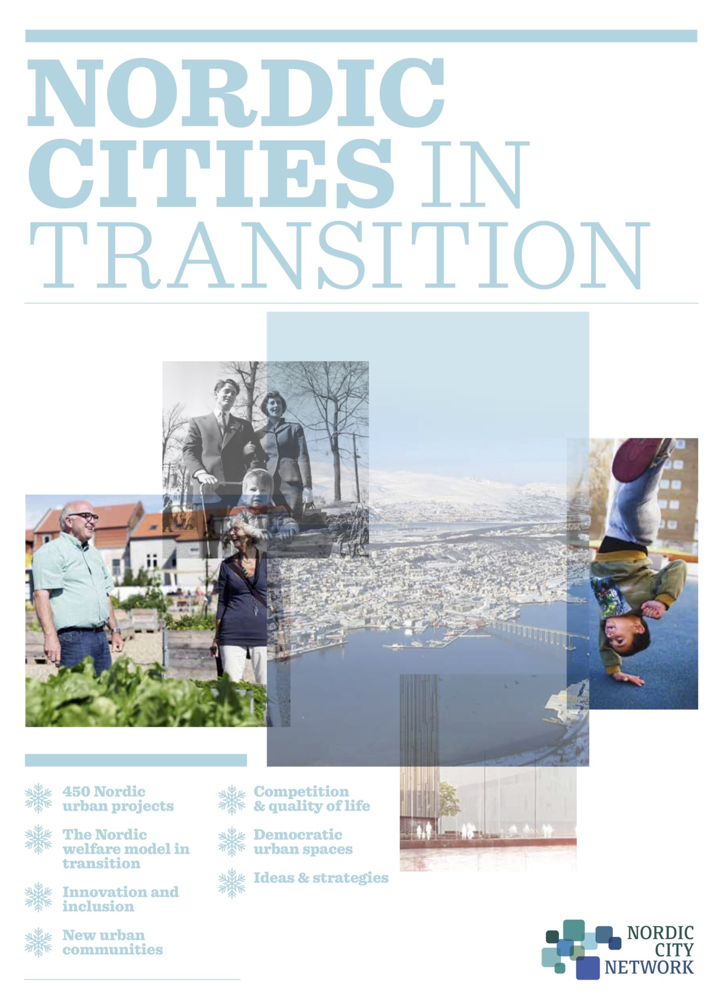 Nordic cities in transition