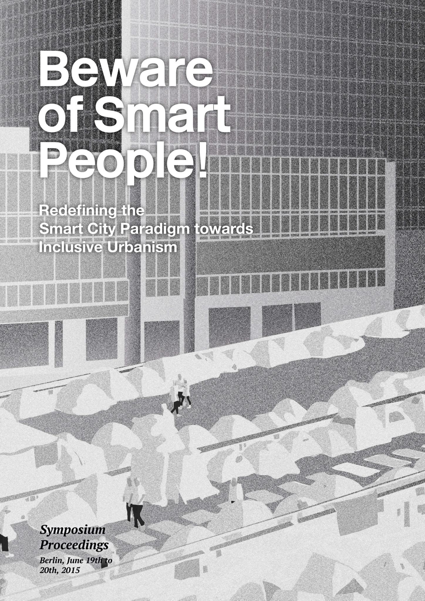beware of smart people