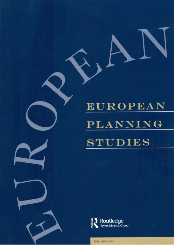 European-Planning-Studies, institut for x
