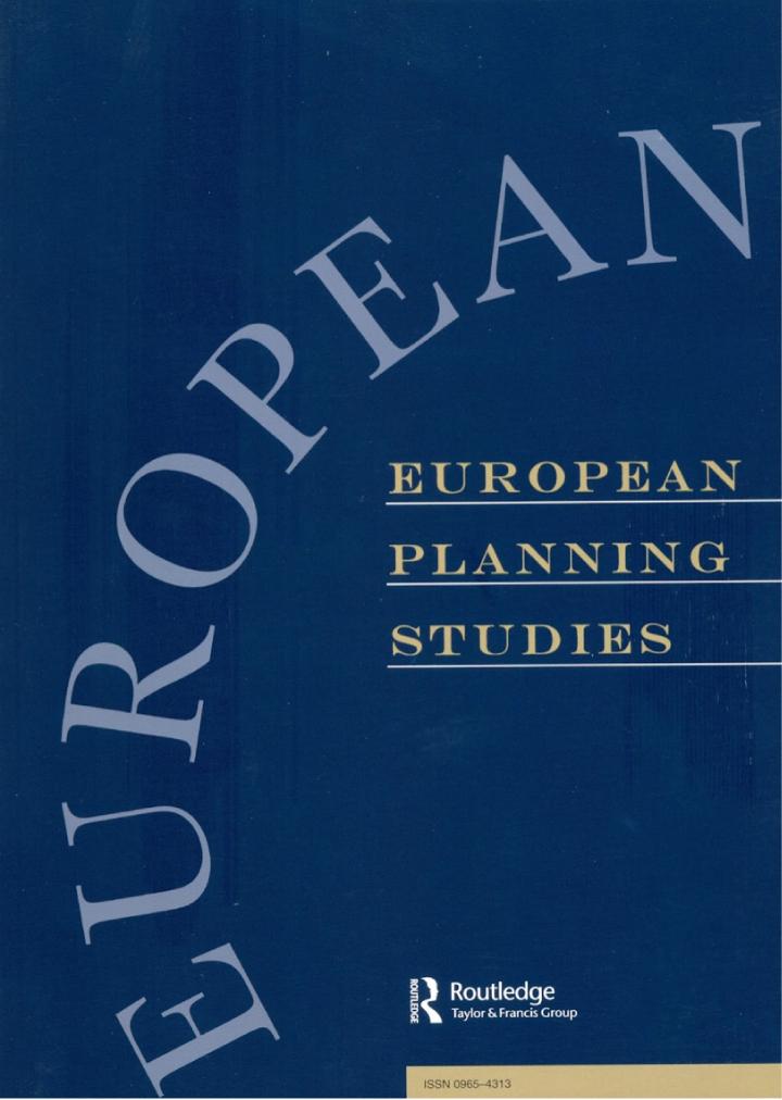 European-Planning-Studies, institut for x