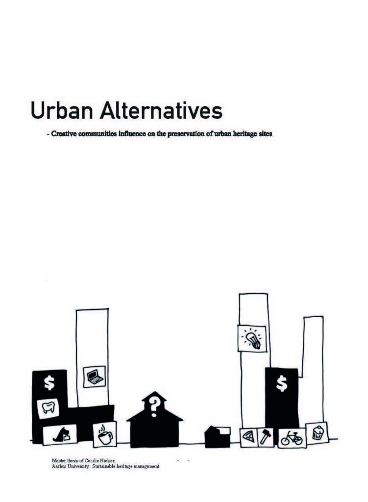 Urban alternatives